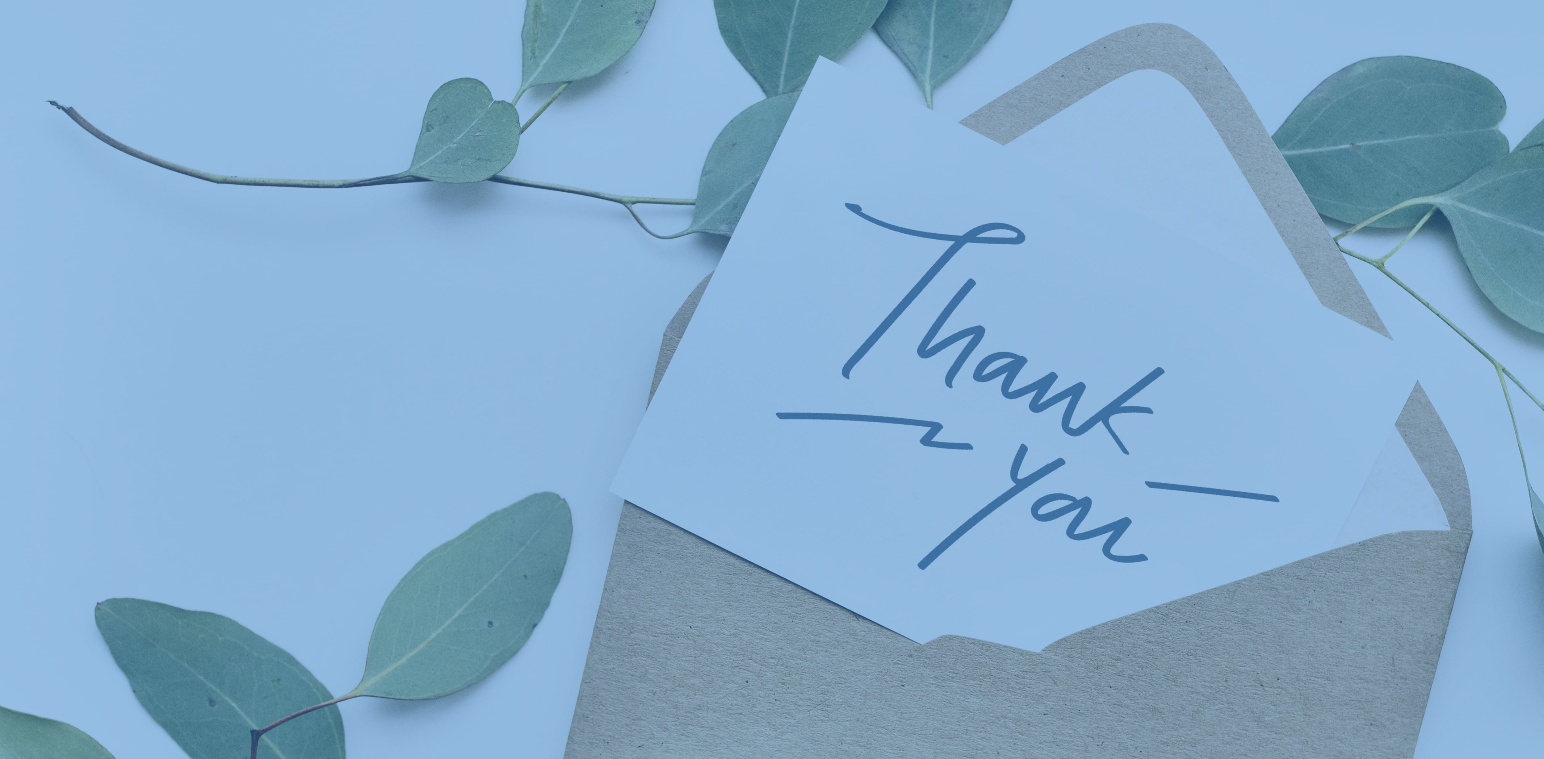7 Thank You Notes You Should Be Sending Your Real Estate Leads
