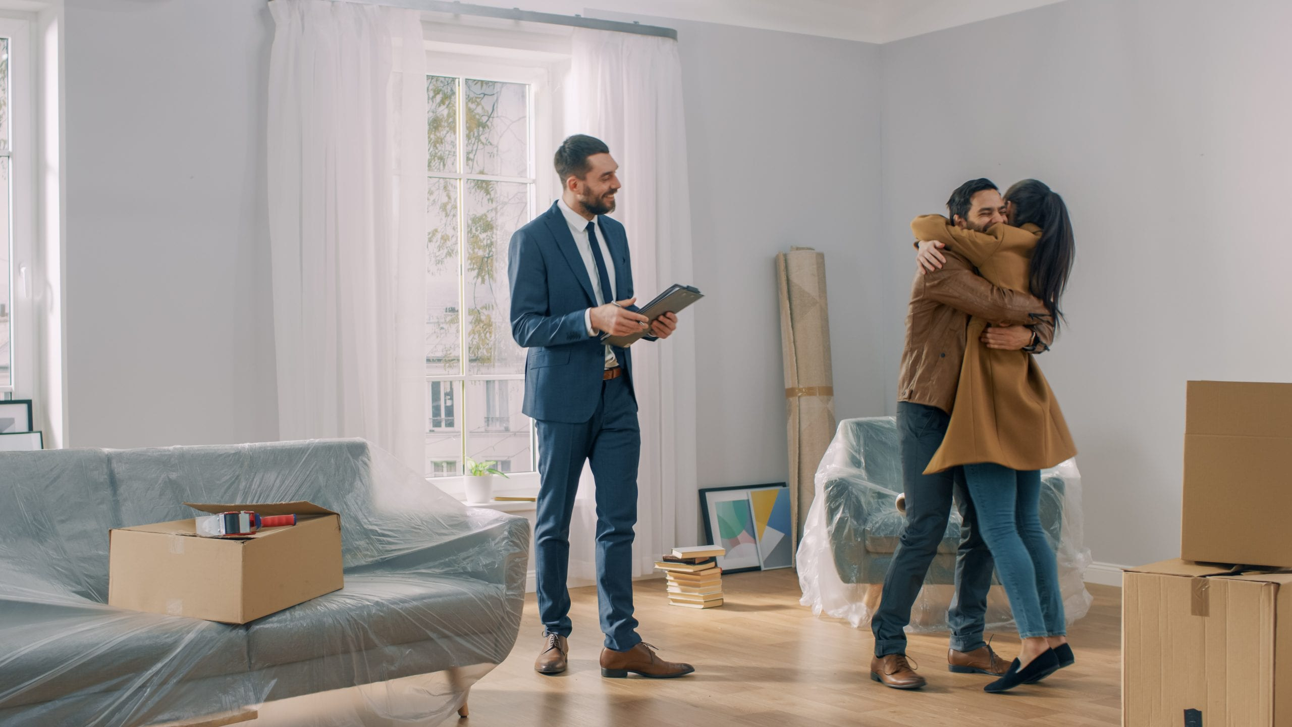 real estate agent seller's market buyer client boomtown