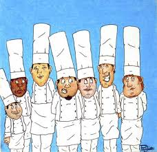 Too Many Cooks In The Kitchen